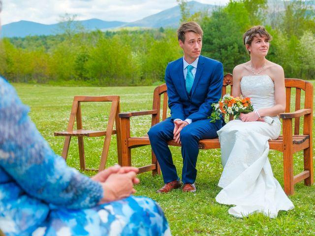 Gavin and Chloe's Wedding in Franconia, New Hampshire 23