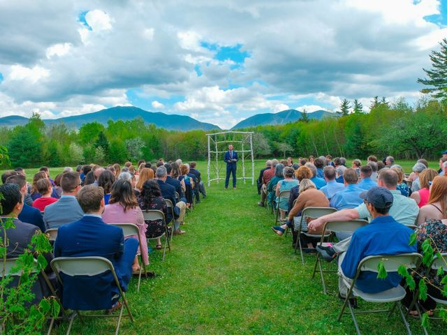Gavin and Chloe's Wedding in Franconia, New Hampshire 25