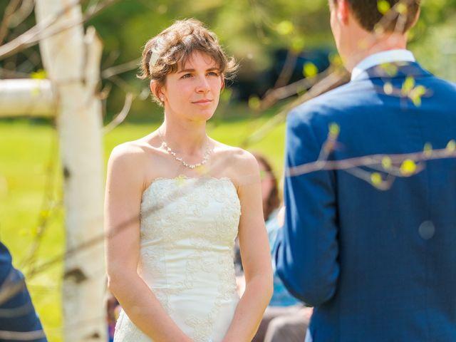 Gavin and Chloe's Wedding in Franconia, New Hampshire 29