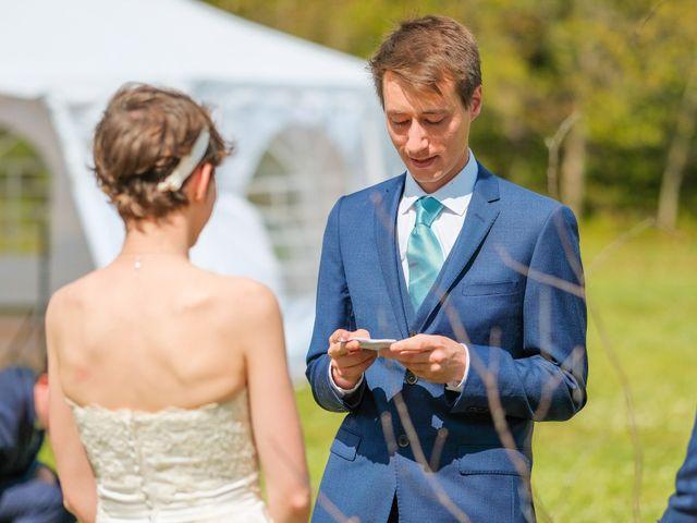 Gavin and Chloe's Wedding in Franconia, New Hampshire 30