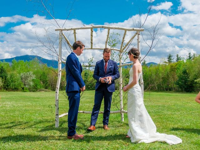 Gavin and Chloe's Wedding in Franconia, New Hampshire 1