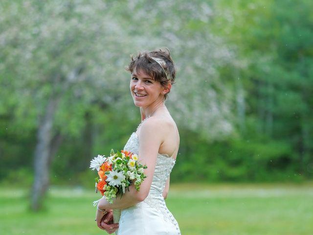 Gavin and Chloe's Wedding in Franconia, New Hampshire 33