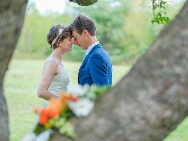 Gavin and Chloe's Wedding in Franconia, New Hampshire 34