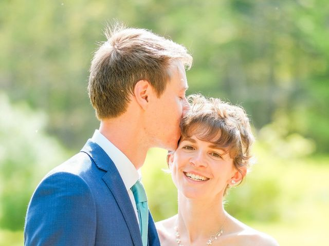 Gavin and Chloe's Wedding in Franconia, New Hampshire 35
