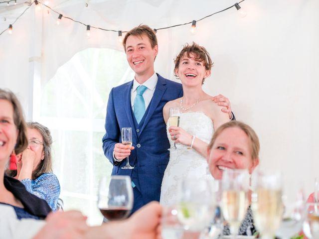 Gavin and Chloe's Wedding in Franconia, New Hampshire 37