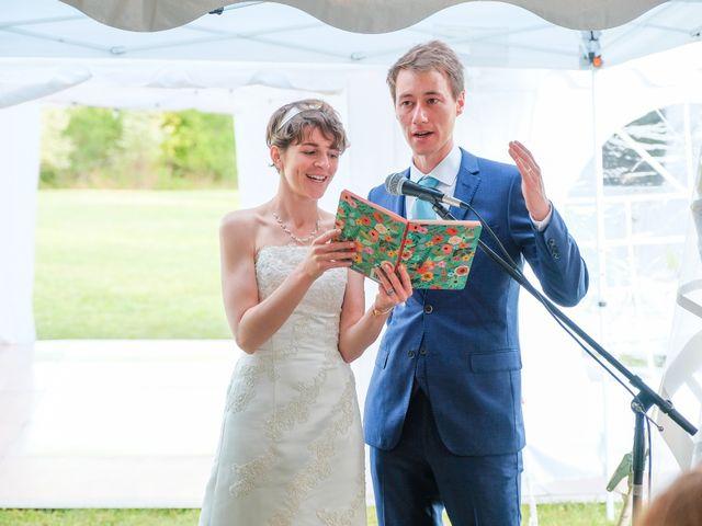 Gavin and Chloe's Wedding in Franconia, New Hampshire 45