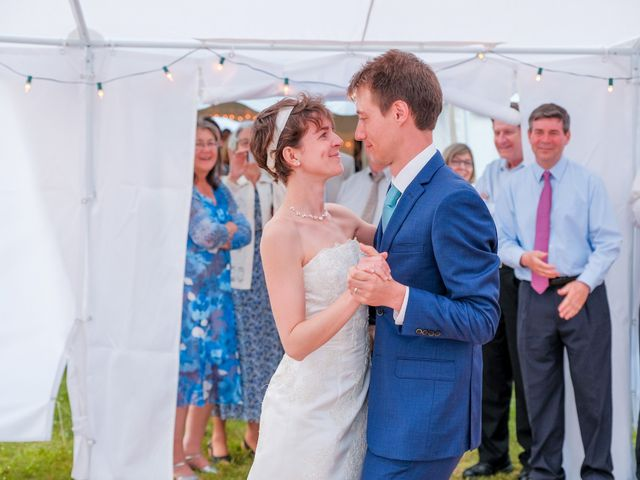 Gavin and Chloe's Wedding in Franconia, New Hampshire 46
