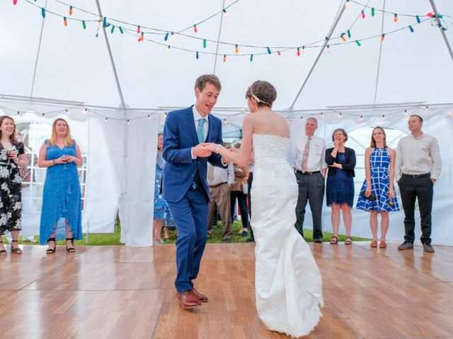 Gavin and Chloe's Wedding in Franconia, New Hampshire 47