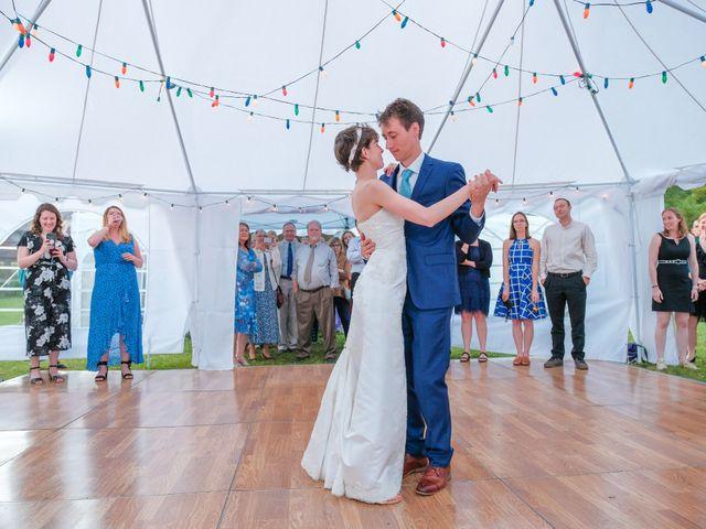 Gavin and Chloe's Wedding in Franconia, New Hampshire 48