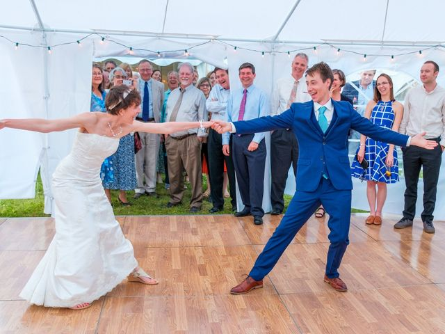 Gavin and Chloe's Wedding in Franconia, New Hampshire 49