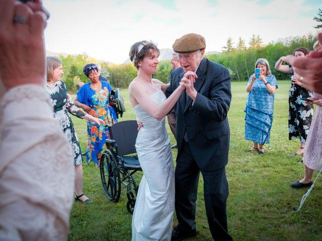 Gavin and Chloe's Wedding in Franconia, New Hampshire 51