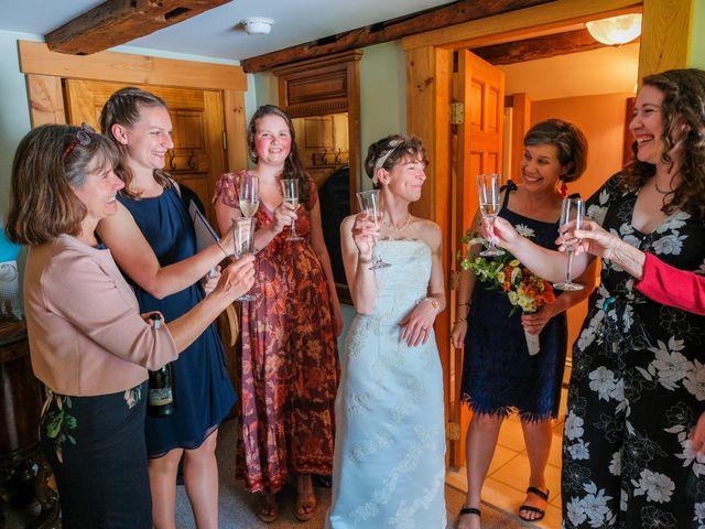 Gavin and Chloe's Wedding in Franconia, New Hampshire 52