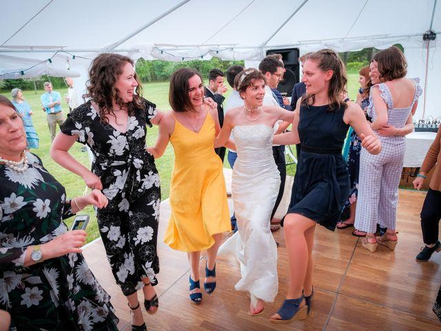 Gavin and Chloe's Wedding in Franconia, New Hampshire 54