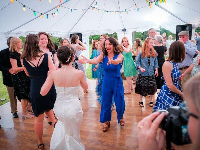 Gavin and Chloe's Wedding in Franconia, New Hampshire 55