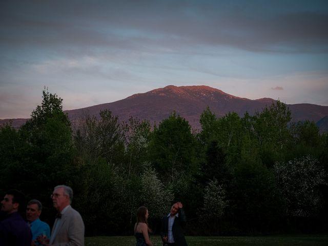 Gavin and Chloe's Wedding in Franconia, New Hampshire 56