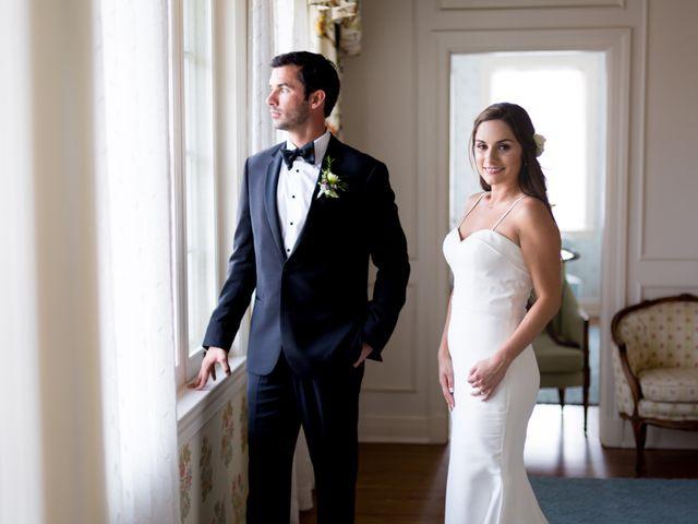The wedding of Sara and Tim