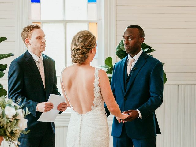 Christina and Femi's Wedding in Austin, Texas 8