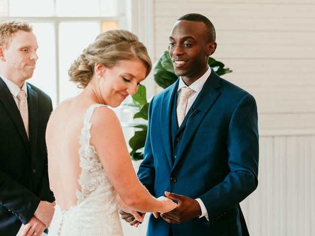 Christina and Femi's Wedding in Austin, Texas 9