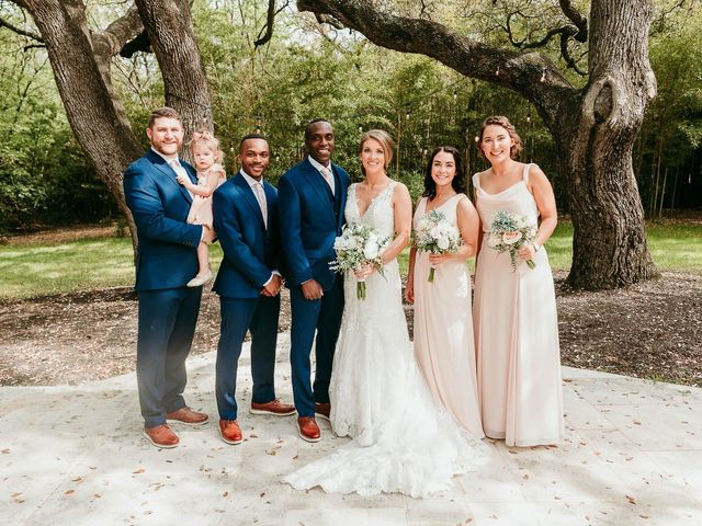 Christina and Femi's Wedding in Austin, Texas 1