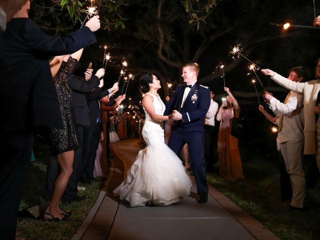 Andrew and TakYee's Wedding in Tampa, Florida 4