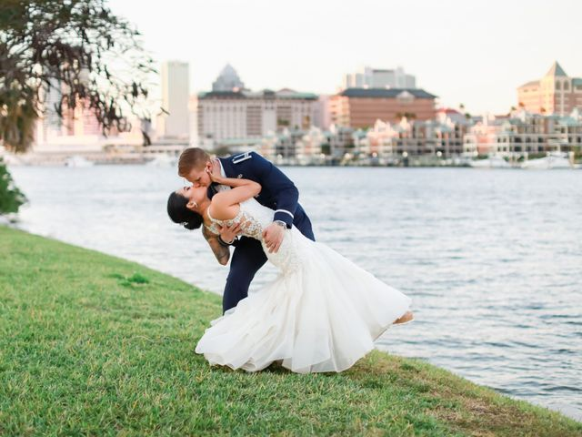 Andrew and TakYee's Wedding in Tampa, Florida 5
