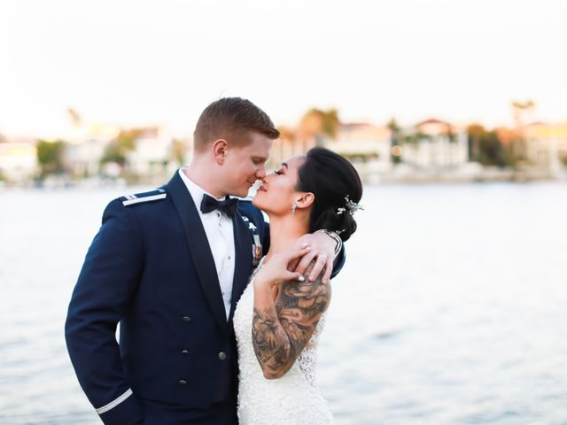 Andrew and TakYee's Wedding in Tampa, Florida 6