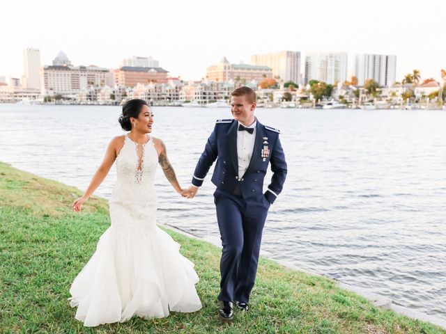 Andrew and TakYee's Wedding in Tampa, Florida 8