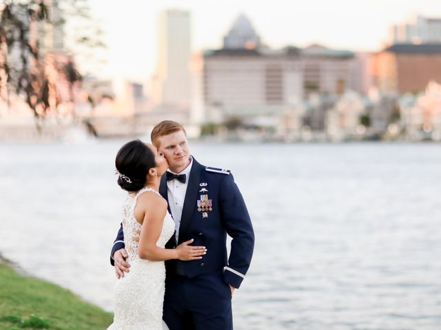 Andrew and TakYee's Wedding in Tampa, Florida 10