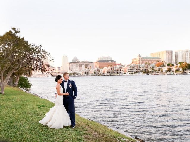 Andrew and TakYee's Wedding in Tampa, Florida 11