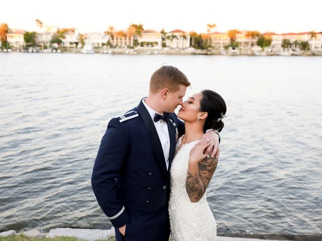 Andrew and TakYee's Wedding in Tampa, Florida 13