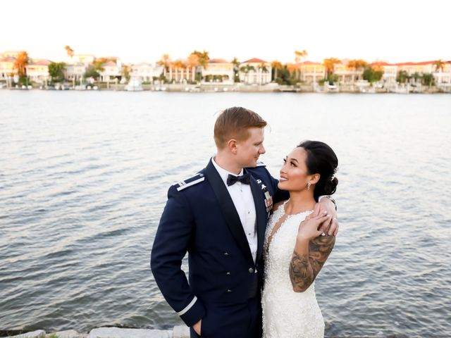 Andrew and TakYee's Wedding in Tampa, Florida 14