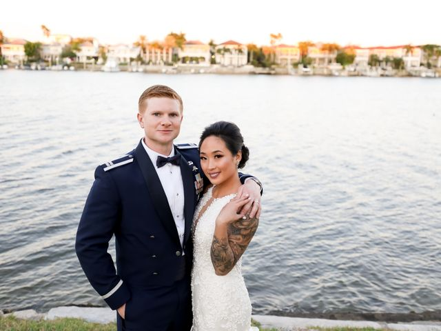 Andrew and TakYee's Wedding in Tampa, Florida 15