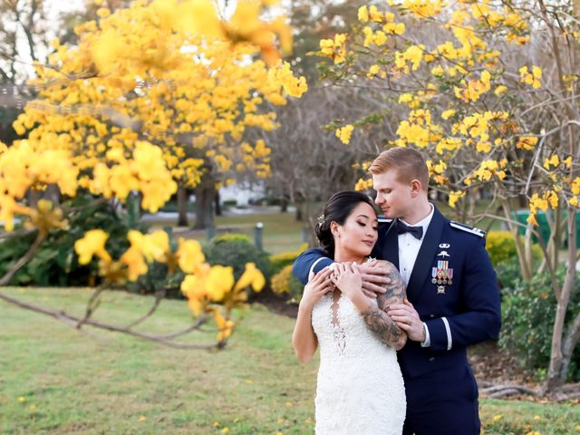 Andrew and TakYee's Wedding in Tampa, Florida 16