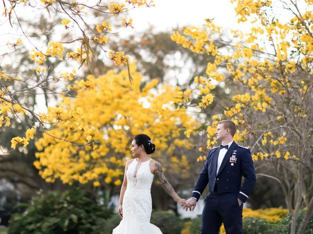 Andrew and TakYee's Wedding in Tampa, Florida 17