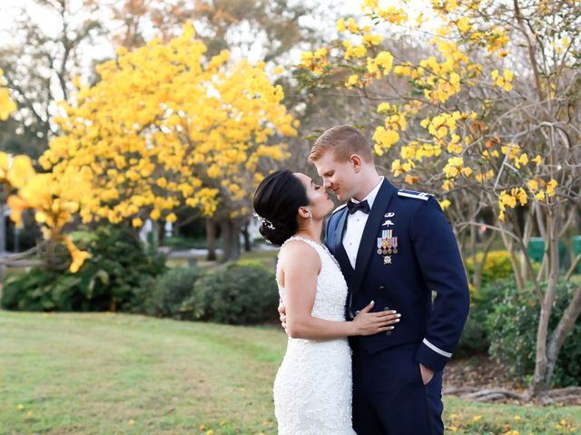 Andrew and TakYee's Wedding in Tampa, Florida 18
