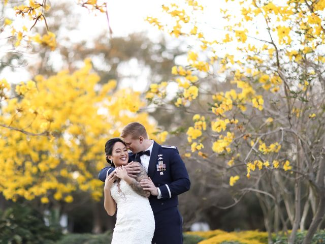 Andrew and TakYee's Wedding in Tampa, Florida 19