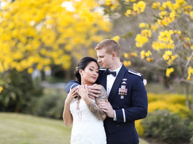 Andrew and TakYee's Wedding in Tampa, Florida 1