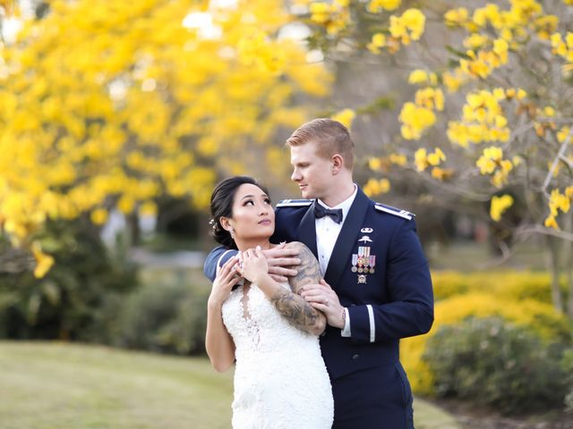 Andrew and TakYee's Wedding in Tampa, Florida 21