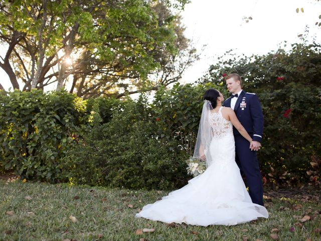 Andrew and TakYee's Wedding in Tampa, Florida 36