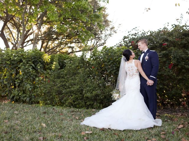 Andrew and TakYee's Wedding in Tampa, Florida 37