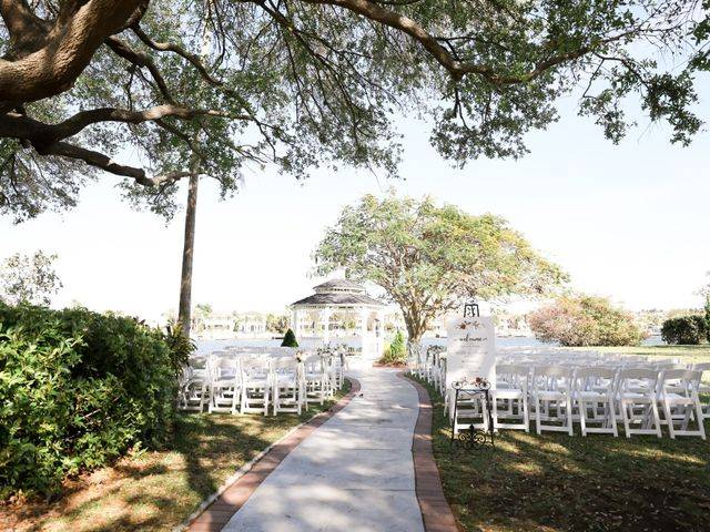 Andrew and TakYee's Wedding in Tampa, Florida 64