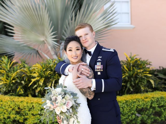 Andrew and TakYee's Wedding in Tampa, Florida 66