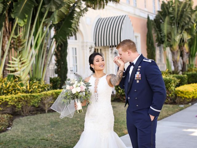 Andrew and TakYee's Wedding in Tampa, Florida 68