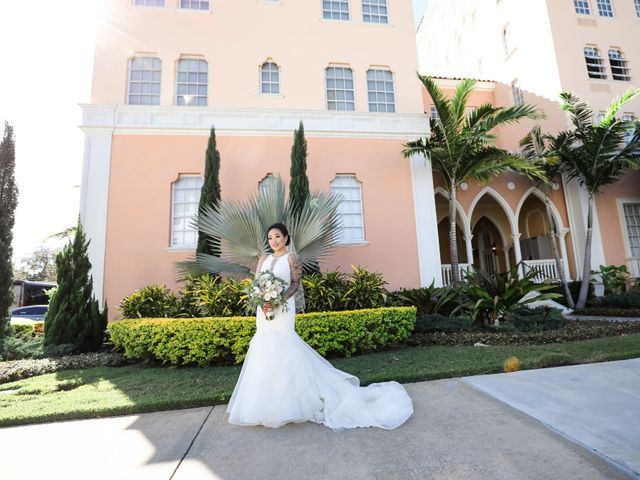 Andrew and TakYee's Wedding in Tampa, Florida 70