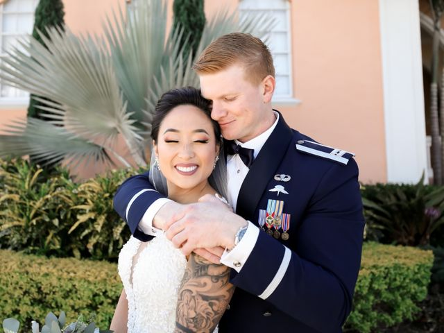 Andrew and TakYee's Wedding in Tampa, Florida 72