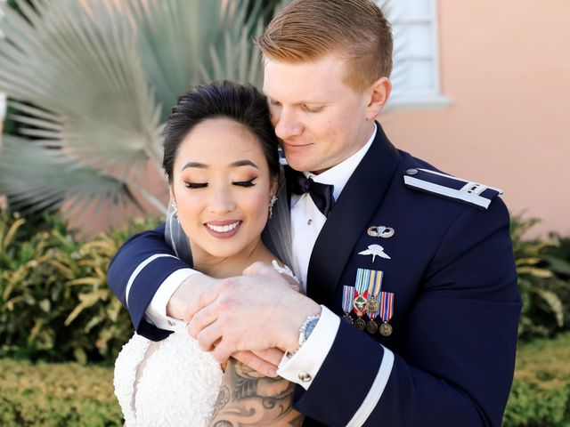 Andrew and TakYee's Wedding in Tampa, Florida 73