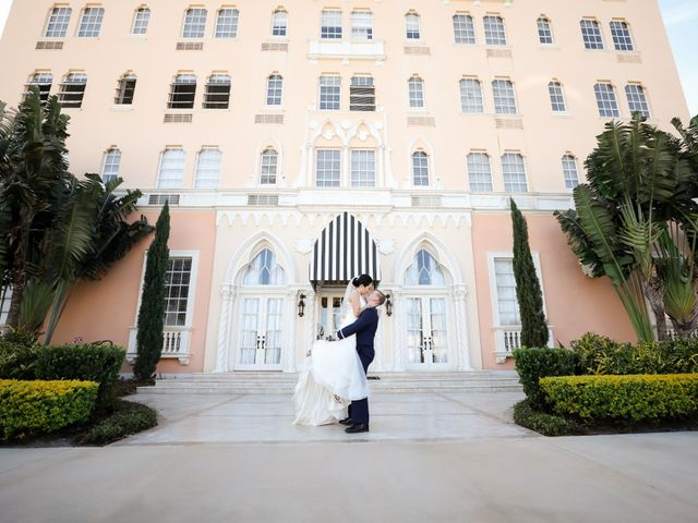 Andrew and TakYee's Wedding in Tampa, Florida 75