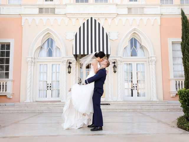 Andrew and TakYee's Wedding in Tampa, Florida 76