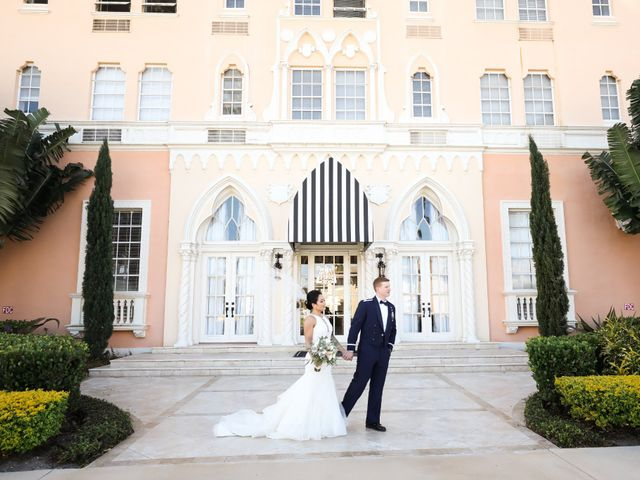 Andrew and TakYee's Wedding in Tampa, Florida 80