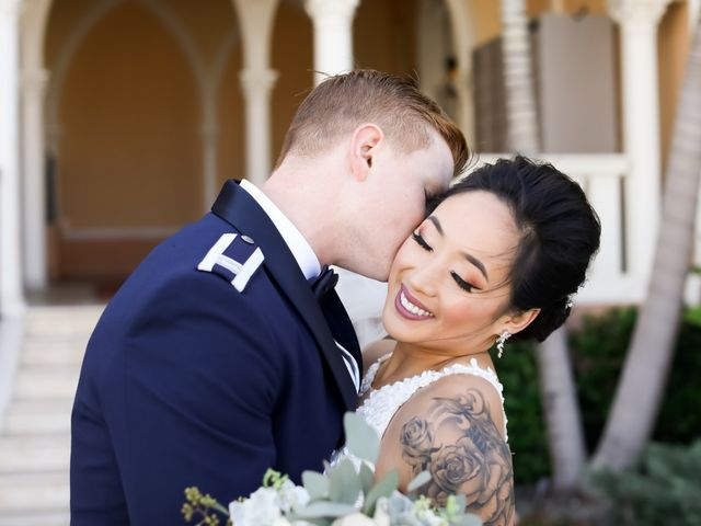 Andrew and TakYee's Wedding in Tampa, Florida 82